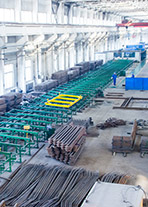 Serpentine Pipe Production line