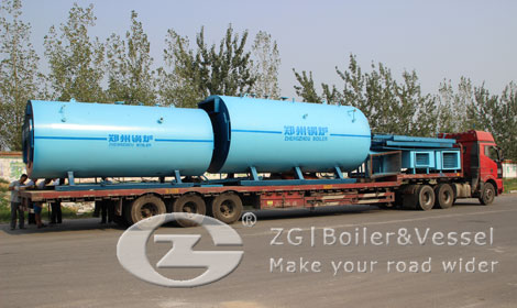 What can prolong the service life of oil fired boiler