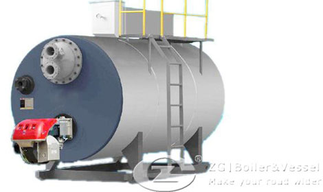 What are the safety protection devices of ZG vacuum boiler
