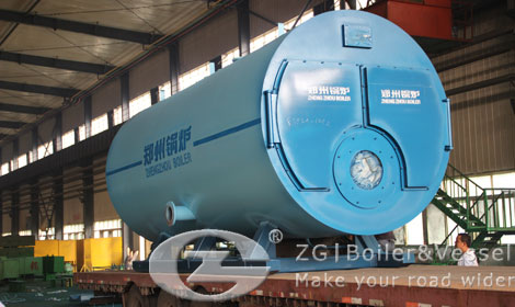 what are the manifestations of unqualified diesel oil boiler water