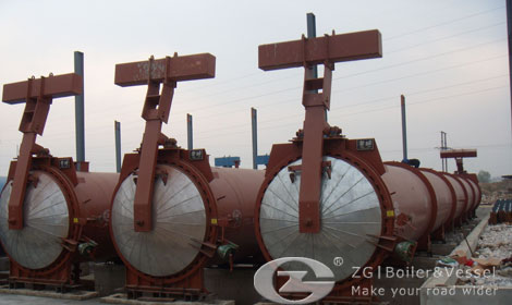 Zhengzhou Aerated Block Factory Project
