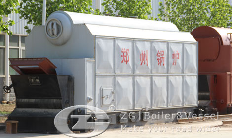 What are the dust collectors of biomass chain grate boiler