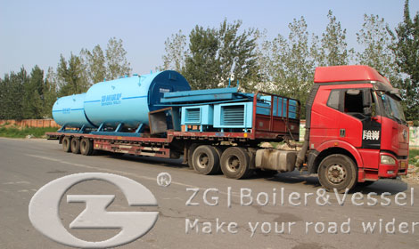 What are the oil atomizers of oil fired boiler