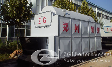 ZG's introduction about coal fired boiler soot blow