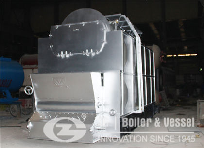 2TPH Bituminous Coal Fired Steam Boiler