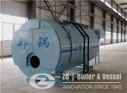 2 Ton Gas Oil Steam Boiler For Sale China