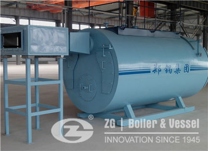gas oil steam boiler China