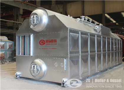 14MW Biomass fired hot water boiler for hotel heating