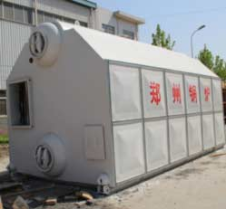 SZL Assembly Biomass Fired Steam Boiler